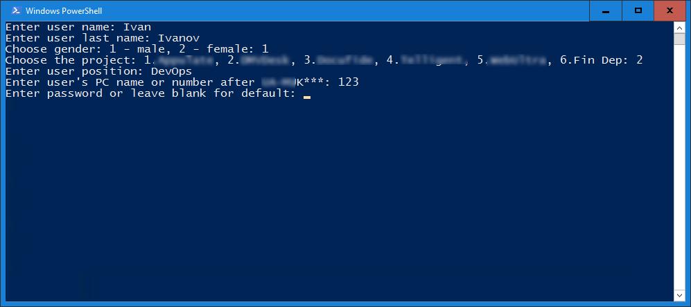 Ещё один пример автоматизации или PowerShell + Google Apps Script - 1