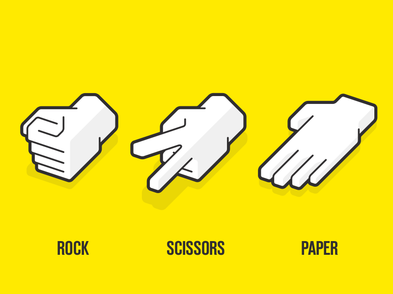 rochambeau rock paper scissors Sign up with your email address to receive updates and insider info from our paper obsessed world.