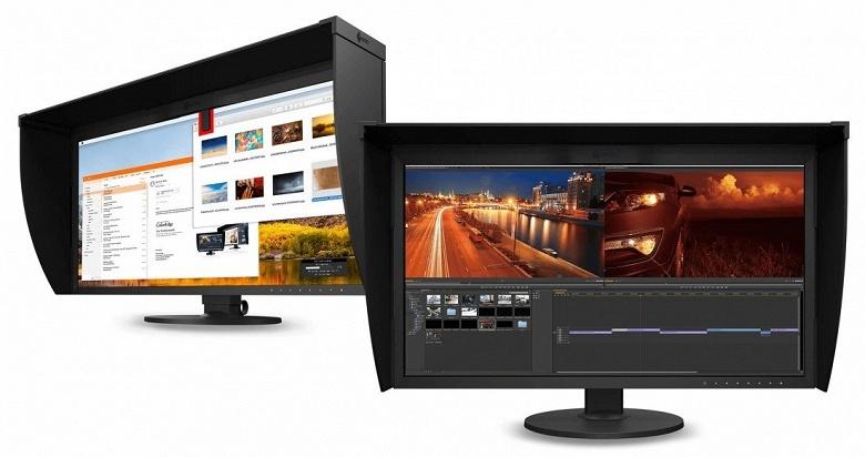 В продаже монитор EIZO ColorEdge CG319X должен появиться в мае