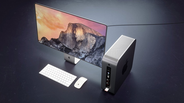 Новый модульный ПК Apple Mac Pro выйдет в следующем году - 1