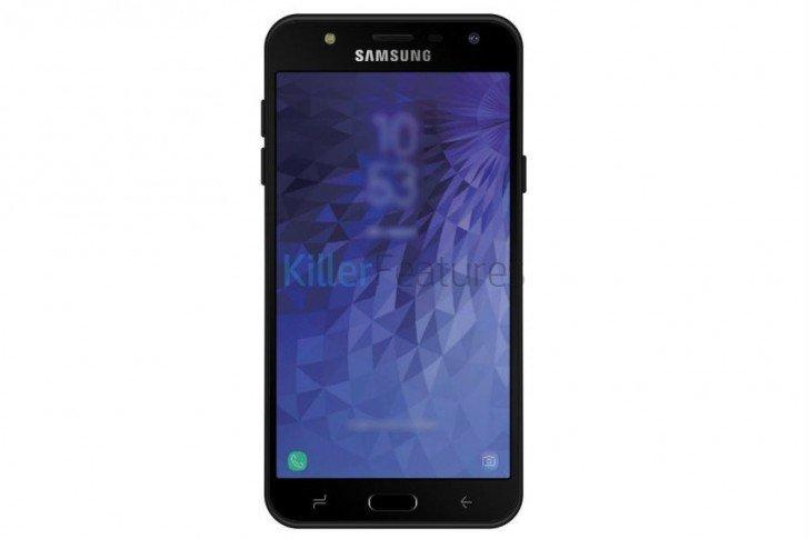 Появилось первое изображение смартфона Samsung Galaxy J7 Duo