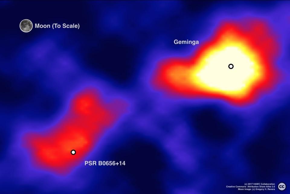 Спросите Итана: избыток позитронов — стоит ли приписывать тёмной материи решение всех загадок астрофизики? - 1