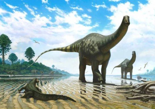 Ученые выдвинули новую теорию гибели динозавров