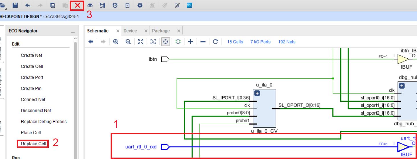 ECO Flow в Vivado или работа в режиме редактирования нетлиста - 126