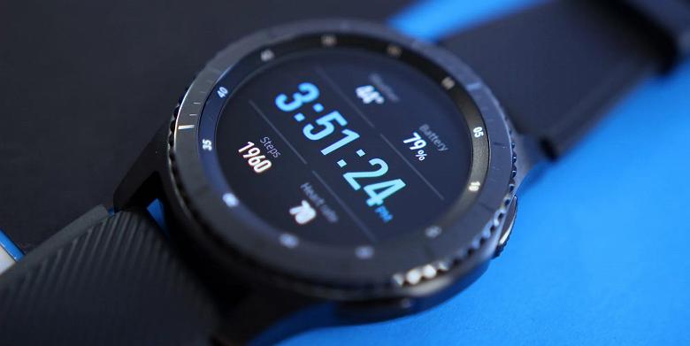 Обновление для Samsung Gear S3 увеличивает время работы без подзарядки