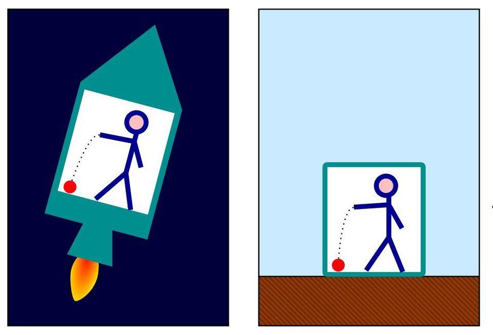 Почему космонавтам недоступна искусственная гравитация? - 3