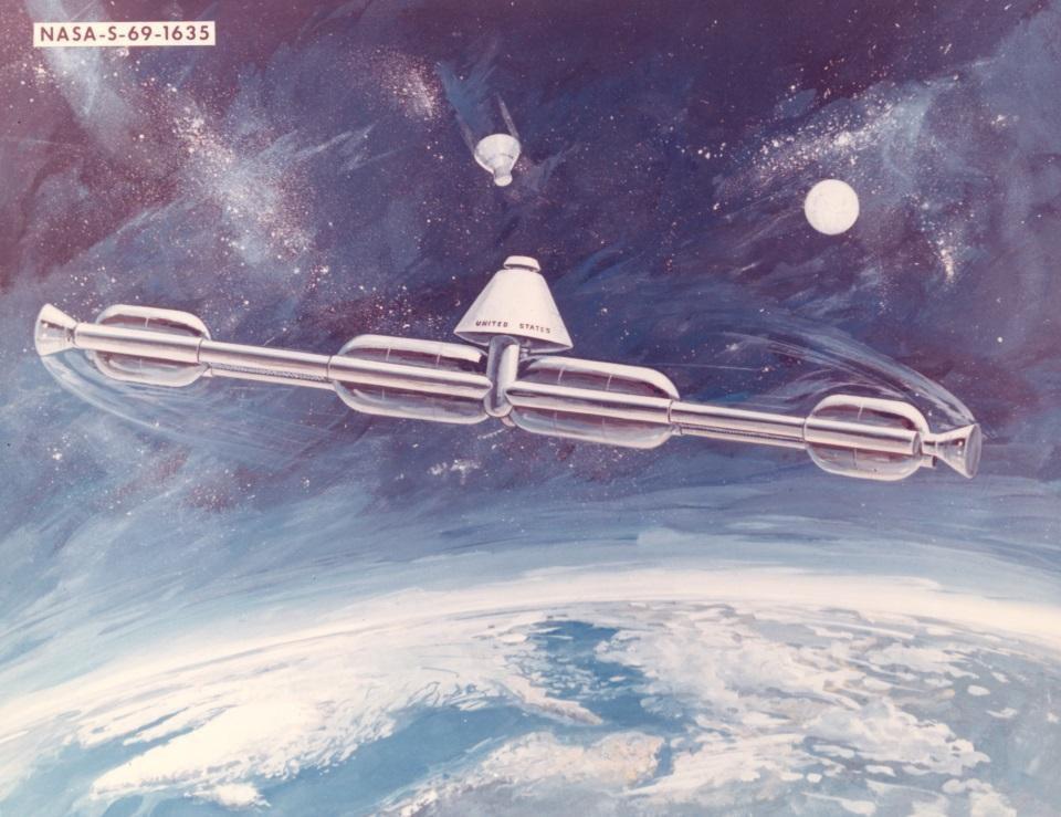 Почему космонавтам недоступна искусственная гравитация? - 4
