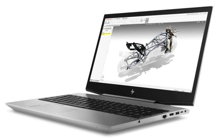 HP ZBook 15V