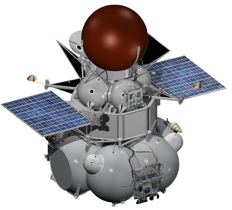 В России началась работа над очередным этапом проекта «Венера-Д» - 1
