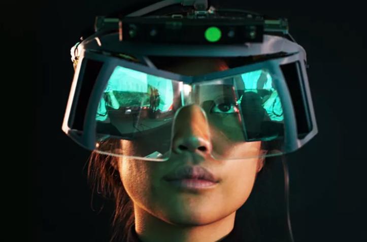 Leap Motion Project North Star — гарнитура дополненной реальности с технологией отслеживания рук - 1
