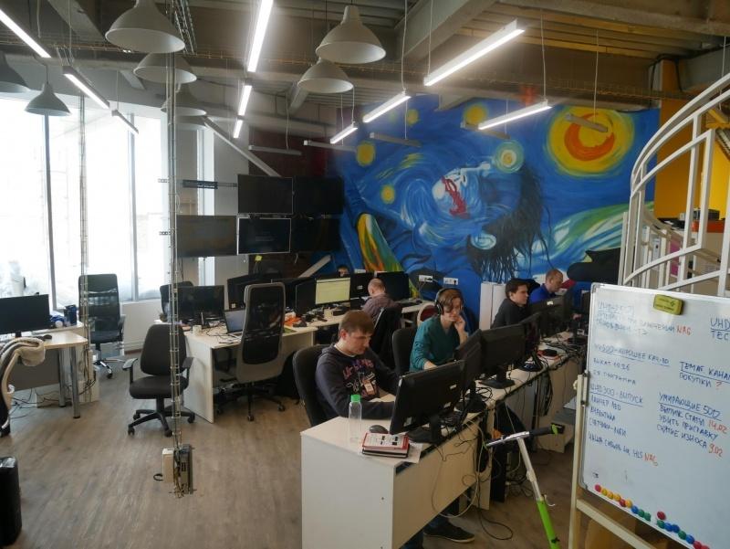 «ЭТО_». Как устроен офис кузбасских IT-компаний - 36