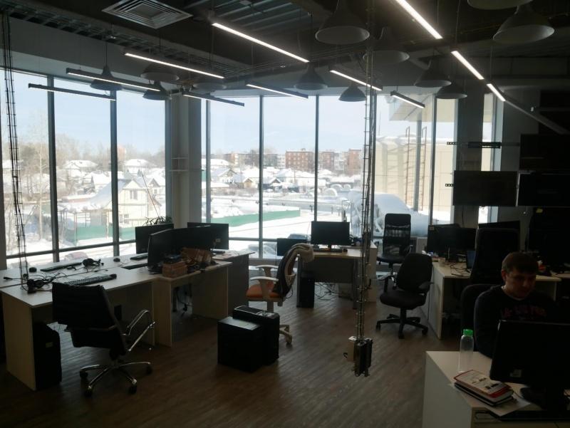«ЭТО_». Как устроен офис кузбасских IT-компаний - 38
