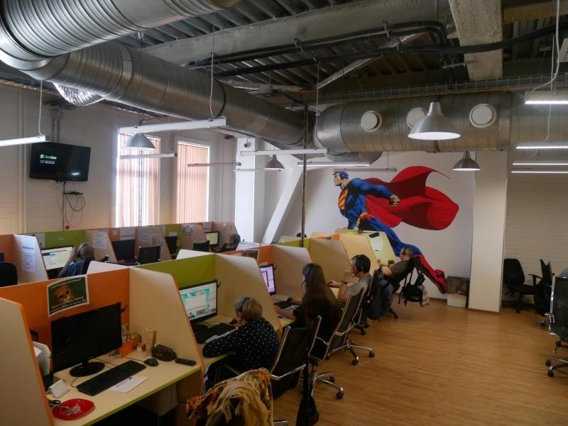 «ЭТО_». Как устроен офис кузбасских IT-компаний - 40