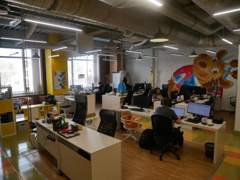 «ЭТО_». Как устроен офис кузбасских IT-компаний - 42
