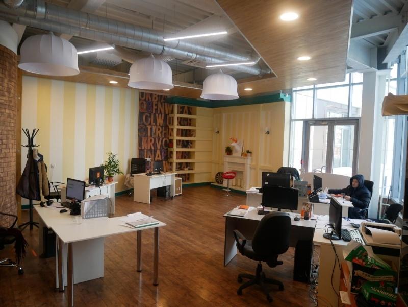 «ЭТО_». Как устроен офис кузбасских IT-компаний - 43