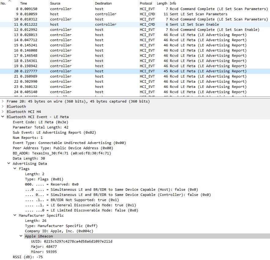 Геолокация внутри помещений на базе iBeacon. Решение Aruba Meridian - 11
