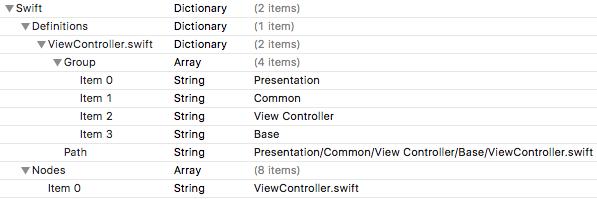Как победить рутину, или Готовое приложение в Xcode за пару кликов - 3