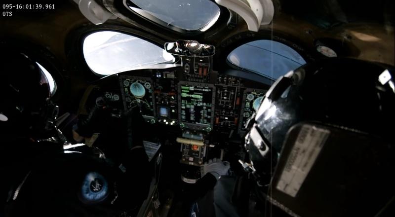Первые испытания со включением двигателя второго SpaceShipTwo - 4