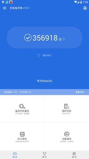 Первые тесты указывают на то, что SoC Kirin 980 сможет набирать в AnTuTu более 350 000 баллов - 1