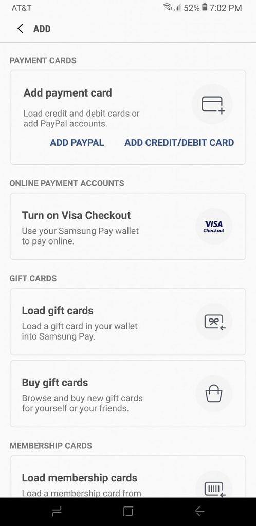 Поддержка PayPal в сервисе Samsung Pay появилась лишь спустя девять месяцев после анонса - 1