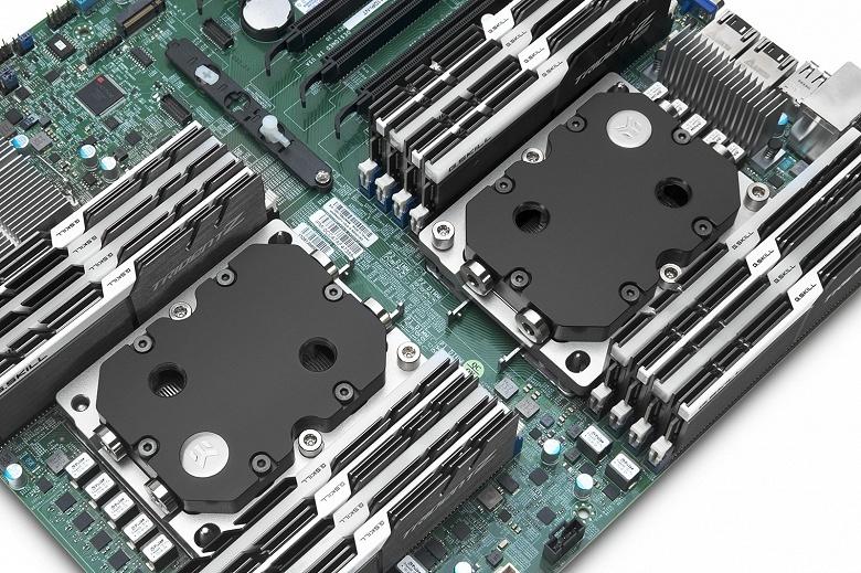 Водоблок EK Annihilator EX/EP предназначен для серверных процессоров