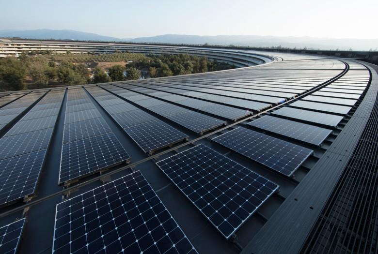 Apple полностью перешла на возобновляемые источники энергии в 43 странах мира - 3