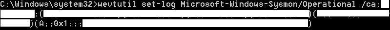 Sysmon для безопасника. Расширяем возможности аудита событий в Windows - 6
