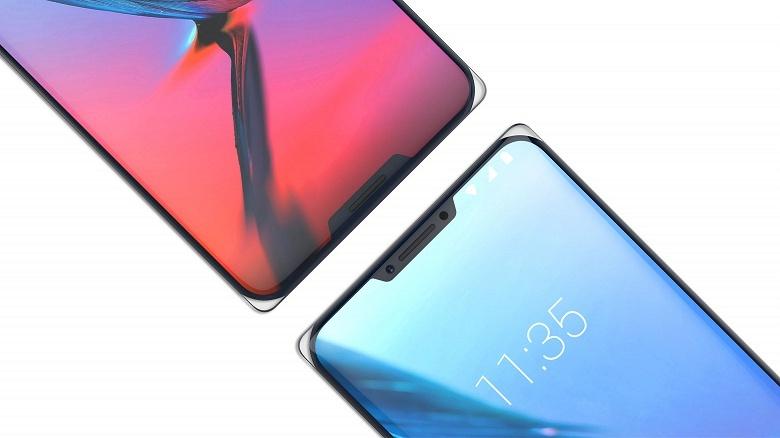 ZTE Iceberg — необычный концептуальный запаянный в стекло смартфон, который может стать реальностью через пару лет - 1