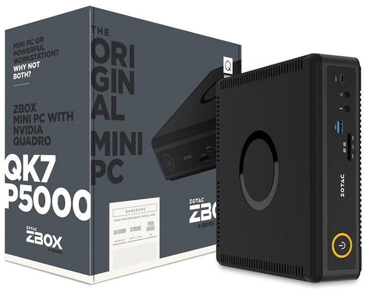 Zotac ZBox QK7P5000