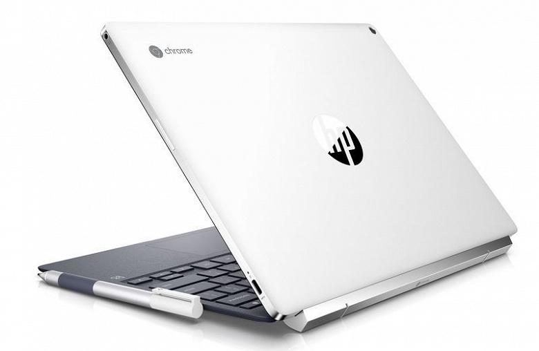 Первый гибридный хромбук HP Chromebook x2 оценён в 600 долларов и основан на CPU Intel Core m3 - 2