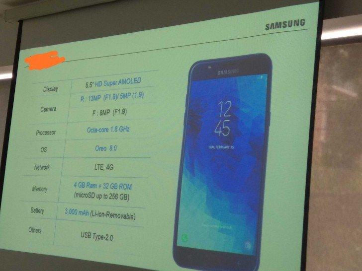 Смартфон Samsung Galaxy J7 Duo получит немало оперативной памяти - 1