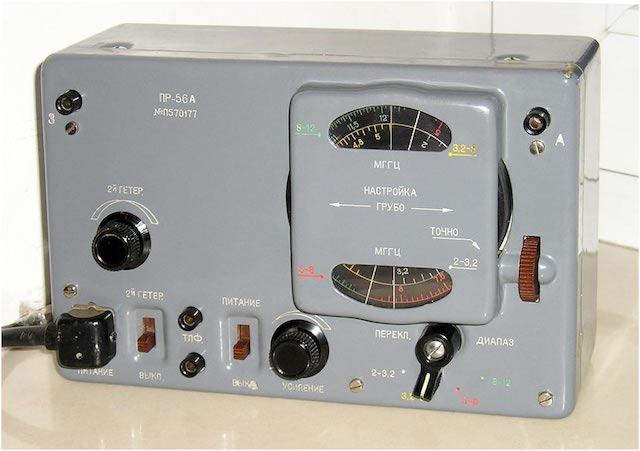 Советские радиостанции эпохи холодной войны - 31