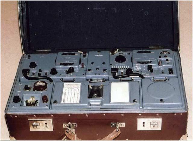 Советские радиостанции эпохи холодной войны - 32