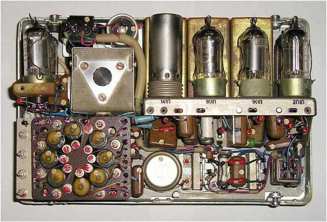 Советские радиостанции эпохи холодной войны - 33
