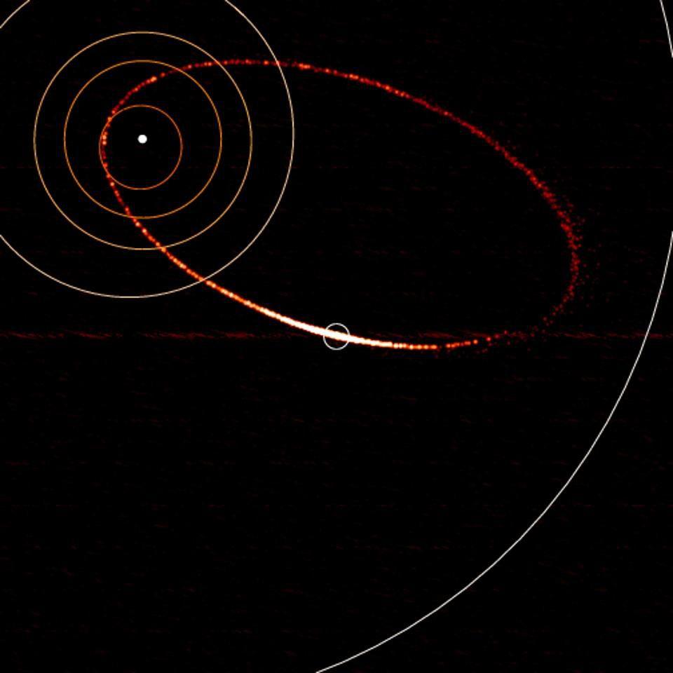 Спросите Итана: почему орбиты комет отличаются от орбит планет? - 6