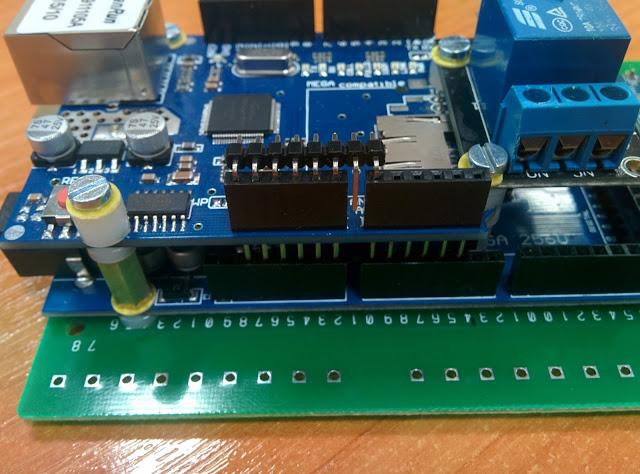 «Умный дом» на Arduino для бытовки - 16