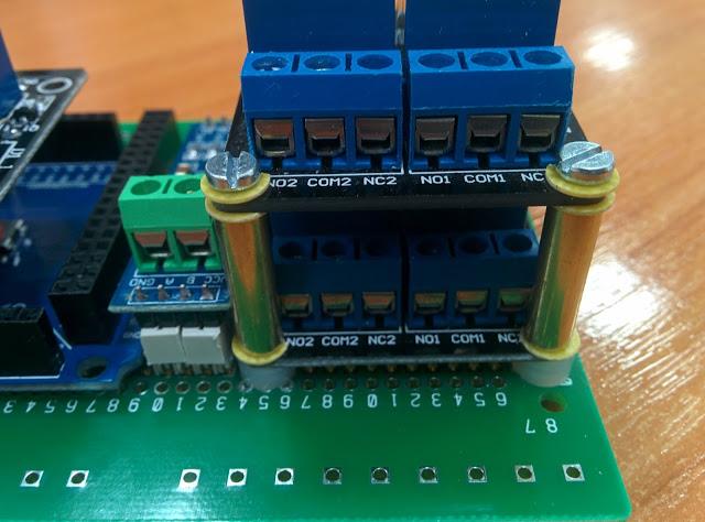 «Умный дом» на Arduino для бытовки - 17
