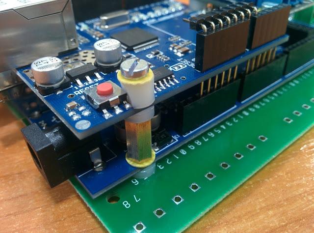 «Умный дом» на Arduino для бытовки - 19
