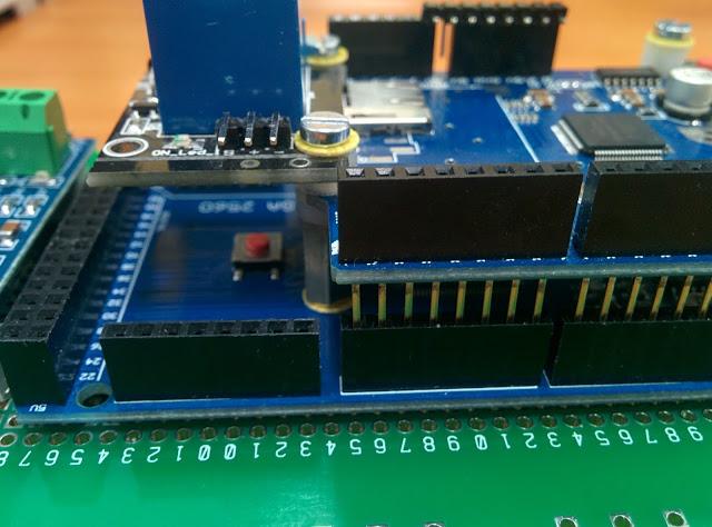 «Умный дом» на Arduino для бытовки - 20