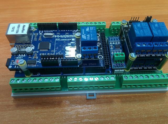 «Умный дом» на Arduino для бытовки - 21