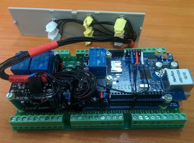 «Умный дом» на Arduino для бытовки - 24