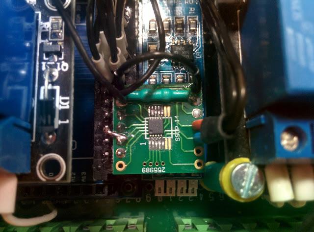 «Умный дом» на Arduino для бытовки - 25