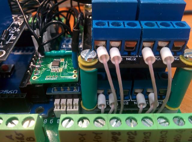 «Умный дом» на Arduino для бытовки - 26