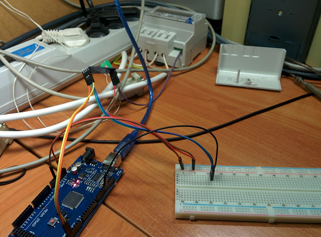 «Умный дом» на Arduino для бытовки - 3