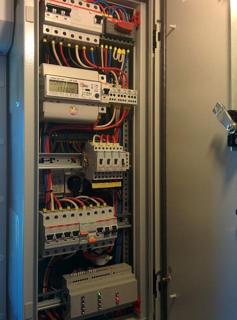 «Умный дом» на Arduino для бытовки - 40