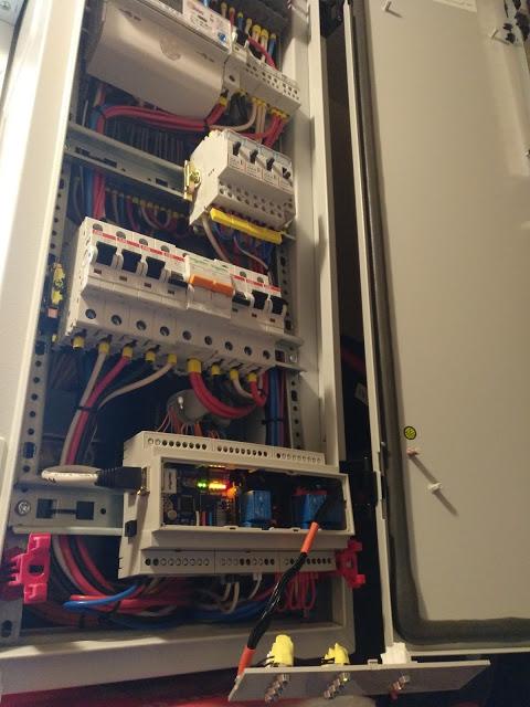 «Умный дом» на Arduino для бытовки - 42