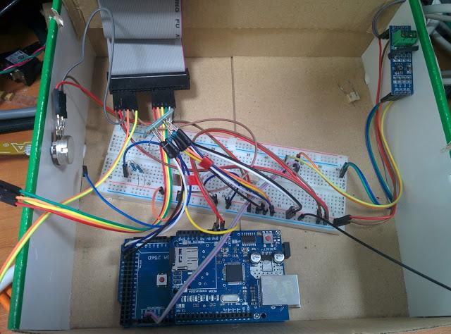 «Умный дом» на Arduino для бытовки - 8