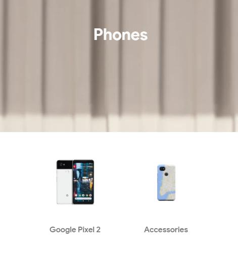 Google прекратила продажу смартфонов Pixel первого поколения - 1