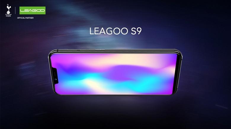 Бюджетный смартфон Leagoo S9 из коробки получил Android 8.1