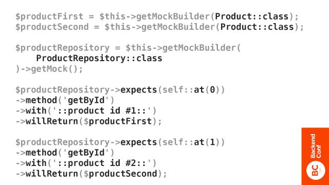 Держим дизайн системы под контролем, используя изолированное юнит-тестирование - 5